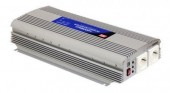 Invertor tensiune 12V-230V 1500W Mean Well